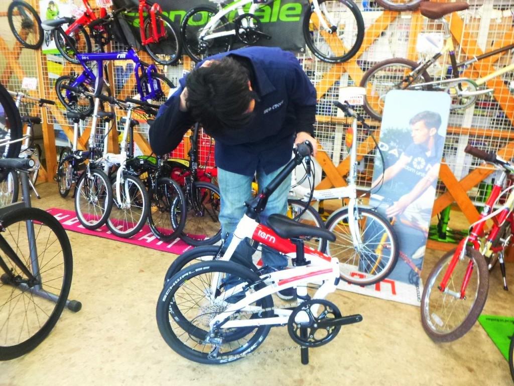 自転車の 自転車 千葉県 最大 : tern Link N8 | 小径車・折りたたみ ...